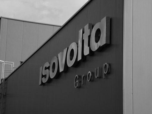 ISOVOLTA – Erweiterung der Produktionshalle