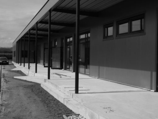 P.IMPORT – Neubau Betriebsstandort