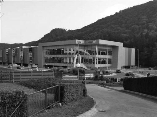 Einkaufzentrum Velenje – Neubau